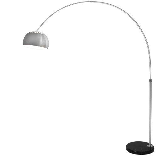 LAMPADA AD ARCO LAMPADA DA SALOTTO LAMPADA PIANTANA