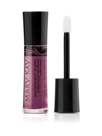 Mary Kay NouriShine Plus Lip Gloss Berry Tart