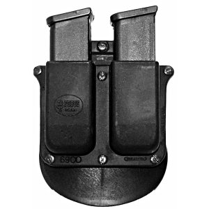 Fobus Double Magazine Pouch With Paddle Attachment Md: 6945P.