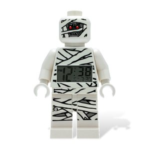 LEGO 9007231 Monster Fighters Mummy Minifigure Alarm Clock by LEGO