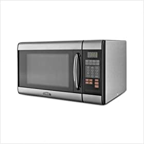 "12.75"" x 20.5"" Microwave Oven in Stainless Steel"