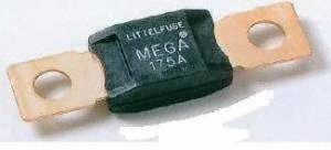 Littelfuse MEG175XP MEGA Slo-Blo Automotive Bolt-Down Fuse