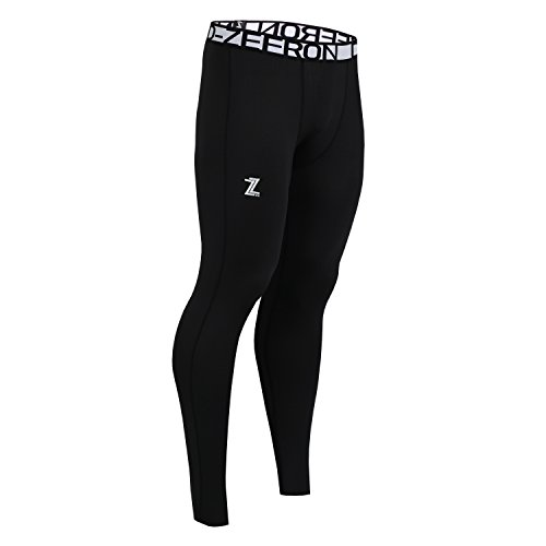 D-ZEFRON F/W Season Compression Under Napping Leggings Base Layer Gear Armour Wear Long Pants DZPN030BR