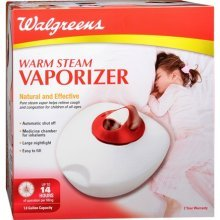 Walgreens Warm Steam Vaporizer