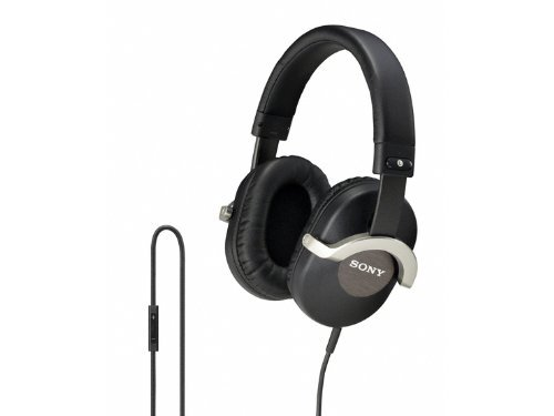 Sony Outdoor Monitor Headphones For Apple With Hands-Free Calls   Mdr-Zx700Ip
