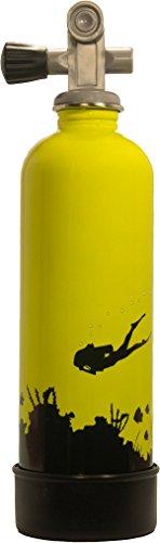 TankH2O Scuba Tank Stainless Steel Water Bottle