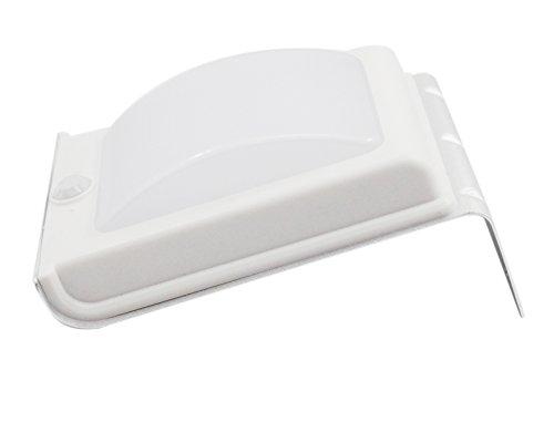 Ustek® Super Bright Wireless Solar Powered 16 Led Motion Sensor Light Waterproof Garden Security Lamp Outdoor Light
