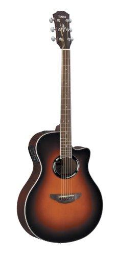 Yamaha APX500 Electro Acoustic Old Violin Sunburst