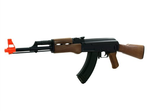 BBTac BT022 AK47 Electric Airsoft Gun Fully Automatic High Capacity Magazine Airsoft Rifle LPEG by BBTac®