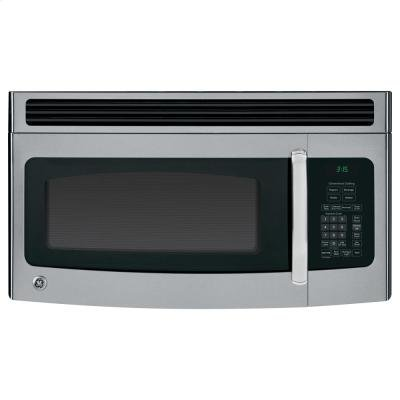 GE JVM3150RFSS 1.5 Cu. Ft. Stainless Steel Over-the-Range