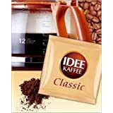 J.J. Darboven Pot Servings Idee Decaffeinated 100 X 60G Ground Coffee by Darboven Germany