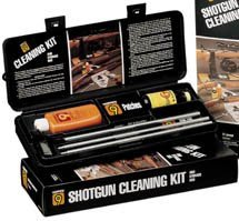 Hoppe's Cleaning Kit for 12 Gauge with Aluminum Rod, Box E/F