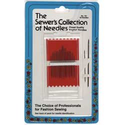 Sewers Collection Of Needles Collins