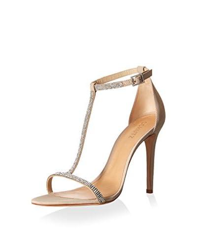 Schutz Women's T Strap Dress Sandal