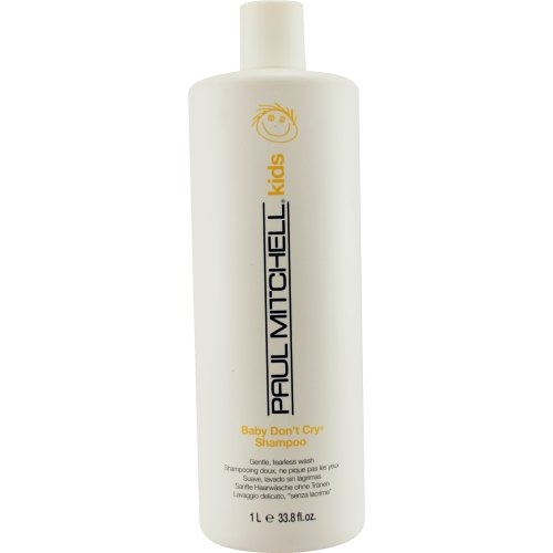 Paul Mitchell Kids Baby Don't Cry Shampoo, 33.8 Ounce