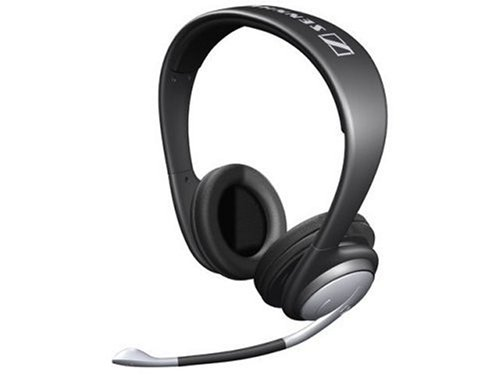 Sennheiser  PC 151 Binaural Headset with NoiseCanceling Microphone & Volume Control