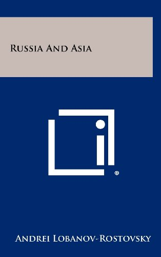 Russia and Asia