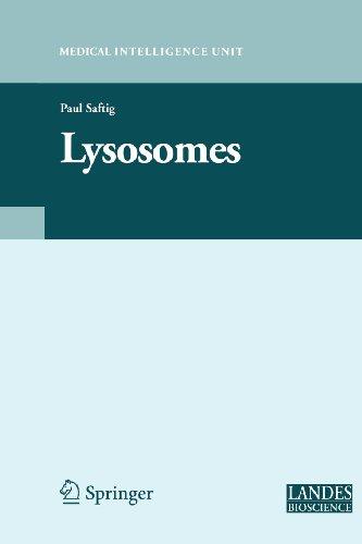 Lysosomes (Medical Intelligence Unit)