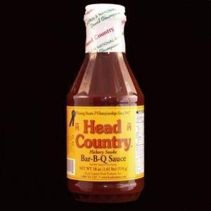 Head Country Sauce Bbq Smky 18 oz (Pack of 3)