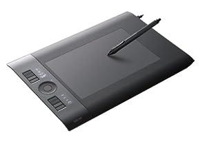 Wacom プロフェッショナルペンタブレット Mサイズ Photoshop Elements9付属 Intuos4 PTK-640/K4