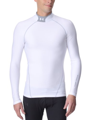 Under Armour Coldgear Team Mock white - XL