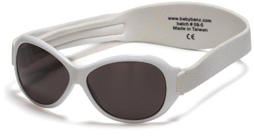 Banz Retro Kidz Sunglasses - White