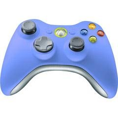 Microsoft Xbox 360 Wireless Controller - Dark Blue