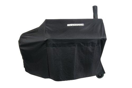 Brinkmann Premium Mesh 61-Inch Offset Smoker Cover
