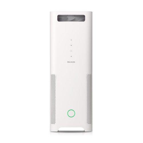 RoomClip商品情報 - バルミューダ 空気清浄機 AirEngine(エア エンジン)EJT-1100SD-WG (ホワイト×グレー)