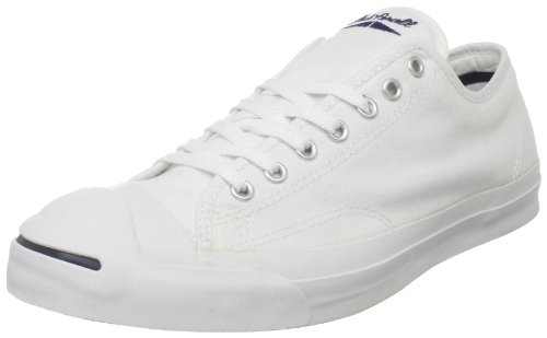 Converse Jack Purcell CP Oxford Canvas White men's 9/women's 10.5