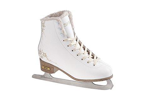 SFR Glitra – Patines de hielo para patinaje artístico