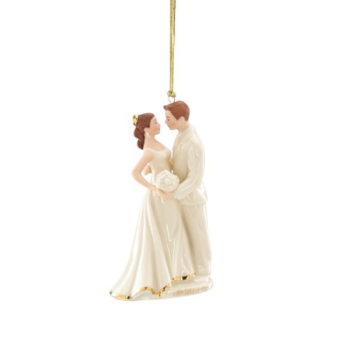 Lenox 2014 Always and Forever Bride and Groom Ornament