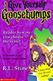R. L. Stine Beware of the Purple Peanut Butter (Give Yourself Goosebumps)