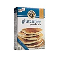 King Arthur, Mix Pancake Gf, 15 OZ (Pack of 6) by King Arthur Flour