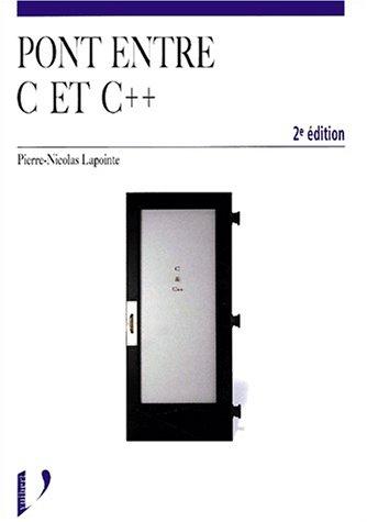 Pont entre C et C++