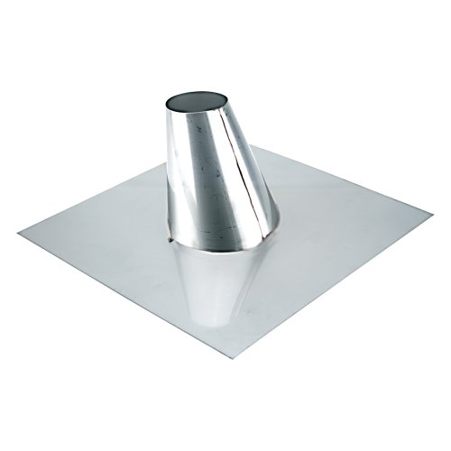AO Smith 9007768005 Roof Flashing Angled Stainless Steel