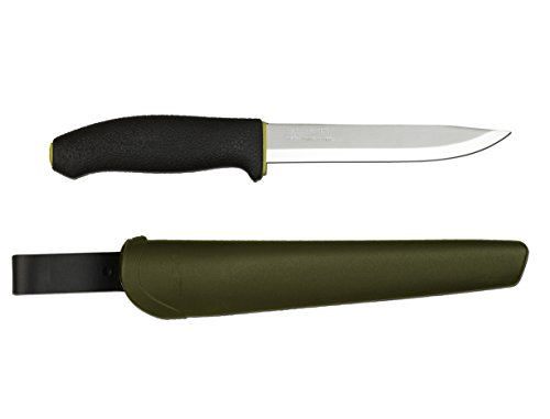 Morakniv Allround 748MG Fixed Blade Knife with Sandvik Stainless Steel Blade