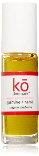 Ko Denmark Jasmine Neroli Rose Perfume Oil, 0.13 Ounce