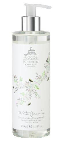 Boschi di Windsor White Jasmine Idratante Lavare a mano 350ml, 1er Pack (1 x 350 ml)