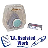 TA Assisted Work Stamp Block for 3 in 1 Stamper Holder Holder FREE with 3 mixed block purchases
