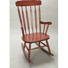 Gift Mark Adult Rocking Chair, Cherry from Gift Mark