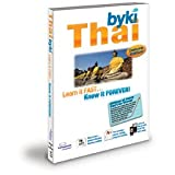 Byki Thai Language Tutor Software & Audio Learning CD-ROM for Windows & Mac