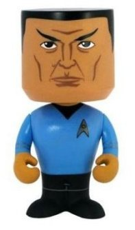 Buy Low Price Funko Bobble Head Figure (Nodniks) – Star Trek – Spock (B003EE67J2)