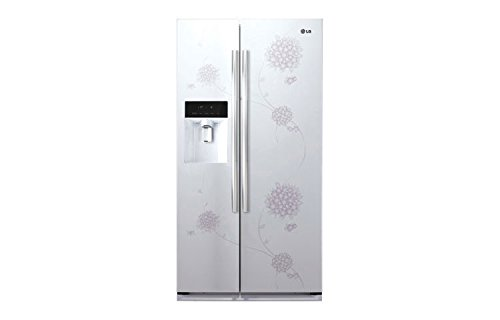 LG GC-L207GPYV 567 Litres Side By Side Door Refrigerator (Bouquet)