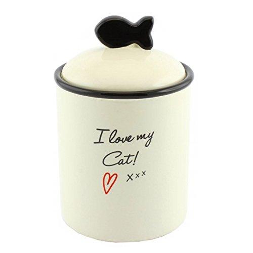 i-love-my-cat-pet-snack-friandises-aliments-pot-couvercle-de-rangement-biscuits-chaton-en-ceramique-
