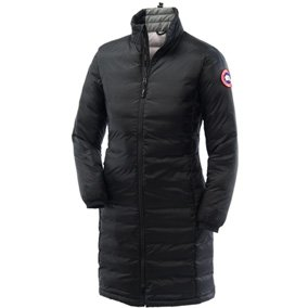 Canada Goose Women's Camp Coat,Black,Small
