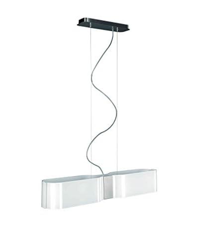 Massive  Lámpara De Suspensión Ediso Acero