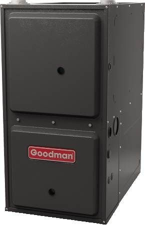 Goodman 120 000 BTU 96% Efficient Down-Flow Gas Furnace GCSS961205DN - with LP conversion Kit (Furnace Downflow Electric compare prices)