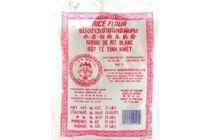 Rice Flour (Bot Te Tinh Khiet) - 16oz by Erawan.