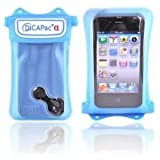 Dicapac USA Inc. WP-i10White Waterproof Case For IPhone - 1 Pack - Retail Packaging - White
